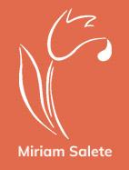 Logo Miriam Salete v2